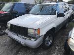 Lot: 135571 - 1997 JEEP GRAND CHEROKEE SUV