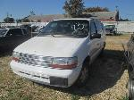 Lot: 0904-23 - 1995 PLYMOUTH VOYAGER VAN