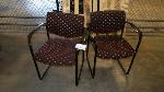 Lot: 02-19255 - (2) Chairs