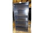 Lot: 02-19263 - Metal Bookshelf