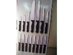 Lot: E267 - 15 PC KNIFE SET