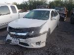 Lot: 636 - 2010 FORD FUSION