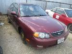 Lot: 113-112206 - 2003 KIA SEPECTRA