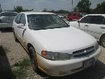 Lot: 130-116958 - 1998 NISSAN ALTIMA