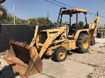 Lot: 11 - 1993 John Deere Backhoe - Unit# 6-85