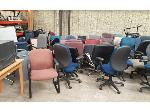 Lot: 1947 - (5) Chairs