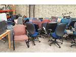 Lot: 1949 - (10) Chairs