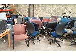 Lot: 1950 - (10) Chairs