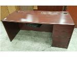 Lot: 1964 - Wood Desk
