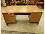 Lot: 1966 - Wooden Desk