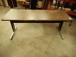 Lot: 1967 - Metal Frame Table