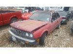 Lot: 1258 - 1985 BMW 325E