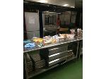 Lot: 17.TD - Stainless Prep Table