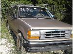 Lot: 2673 - 1992 FORD EXPLORER SUV