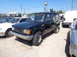 Lot: 3-109737 - 1991 Isuzu Trooper SUV