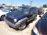 Lot: 12-109805 - 2007 Jeep Liberty SUV
