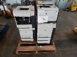 Lot: 16 - (7) HP Printers