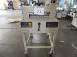 Lot: 21 - Triuph Paper Cutter Machine