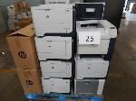 Lot: 25 - (15) Printers & Paper Trays