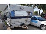Lot: 08 - 1975  Komfort Camper Trailer