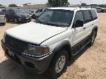 Lot: 20 - 2001 Mitsubishi Montero Sport SUV