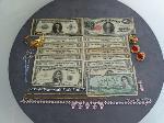 Lot: 3616 - 1923 LARGE $1 SILVER CERT. & (10) $1 SILVER CERTS.