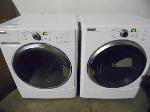 Lot: A6115 - Working Maytag Epic Z Washer Dryer Set