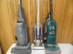 Lot: A6124 - Group of Customer Returned Vacuums