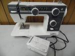 Lot: A6142 - Working New Home Sewing Machine