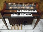 Lot: A6144 - Working Baldwin Overture Organ