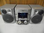 Lot: A6148 - Working Philips Boombox System
