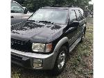 Lot: 5 - 1999 INFINITY QX4 SUV