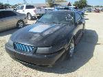 Lot: 0918-13 - 2001 FORD MUSTANG