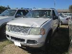 Lot: 0918-17 - 2002 FORD EXPLORER SUV