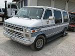 Lot: 45502 - 1988 CHEVROLET G20 VAN
