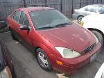 Lot: B609145 - 2002 Ford Focus