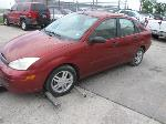 Lot: B704078 - 2002 Ford Focus