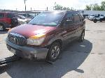 Lot: B705206 - 2005 Buick Rendezvous SUV