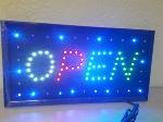 Lot: E313 - LED OPEN SIGN