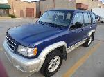 Lot: A6094 - 1999 Isuzu Trooper Sport 4x4 - Runs