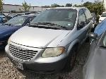 Lot: 120792 - 2001 CHRYSLER VOYAGER VAN