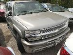 Lot: 270417 - 2002 CHEVROLET TAHOE SUV