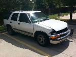 Lot: 16962 - 1998 CHEVY BLAZER SUV