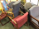 Lot: 25.PU - (11) Office Chairs