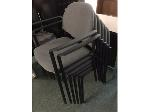 Lot: 39.PU - (6) Stacking Chairs