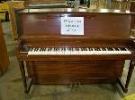Lot: 218 - BALDVVIN PIANO