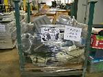 Lot: 229 - BIN OF BOOM BOXES, TAPE RECORDERS