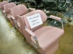 Lot: 234 - (4) PINK COSMETOLOGY CHAIRS
