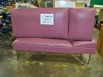 Lot: 246 - (2) PINK NURSE BEDS