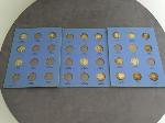 Lot: 3626 - WASHINGTON QUARTER COLLECTION BOOK